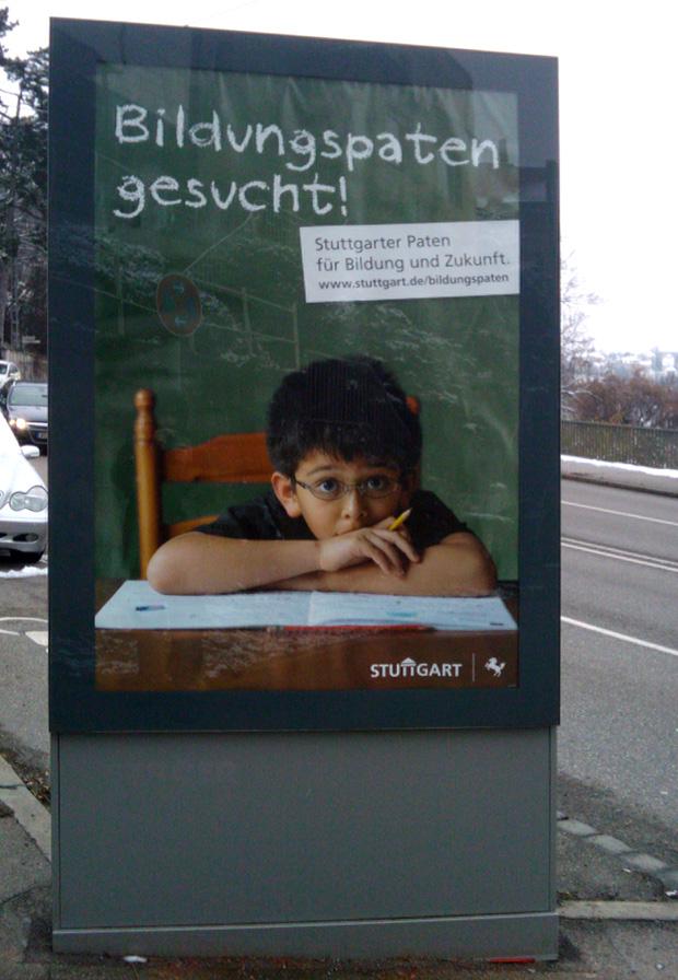 Karl-Theodor zu Guttenberg Bildungspaten gesucht
