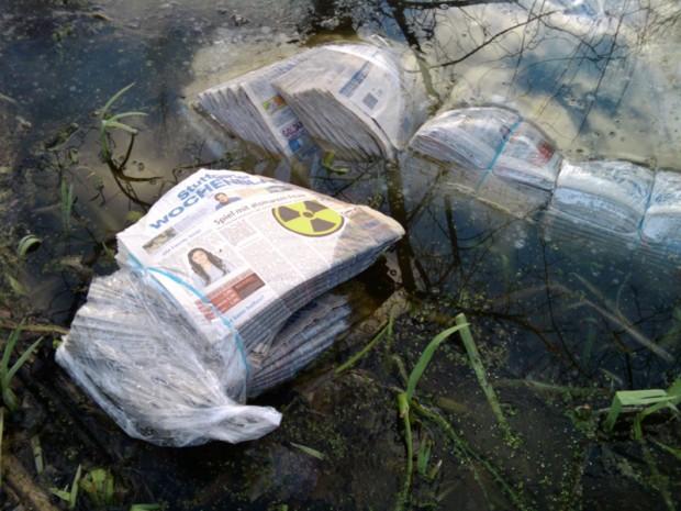 Stuttgarter Wochenblatt Umweltverschmutzung