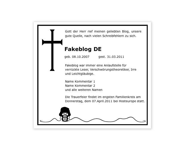 blogtod fakeblog