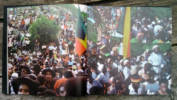 bob marley beerdigung funeral jamaica
