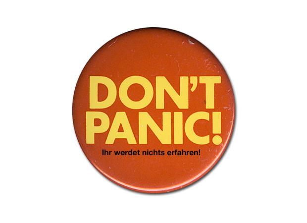 Stresstest dont panic button stuttgart21