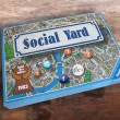 Social Yard mit Facebook Google+ und Twitter