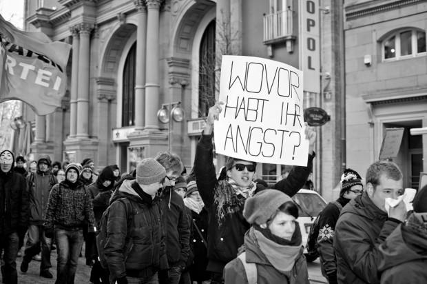 ACTA Demonstration in Stuttgart am 11.02.2012 - Wovor habt ihr Angst?