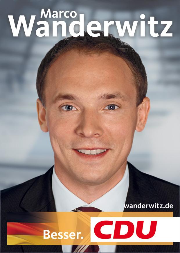 Marco Wanderwitz Mitglied des Bundestages (MdB) der CDU