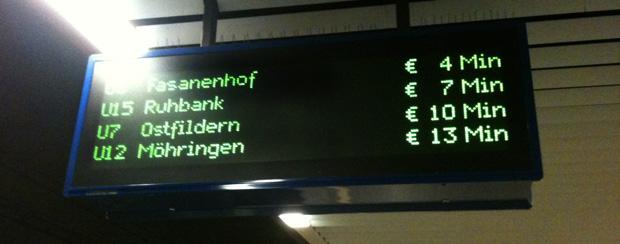Neue Finanzierung für Stuttgart 21