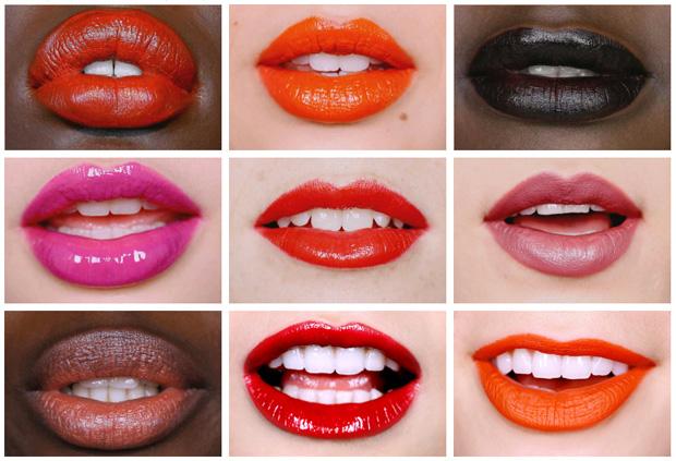 Lips of Babel von Elle Muliarchyk