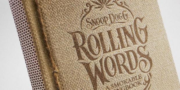 Smoking book Snoop Dogg - Kingsize Slim Rolling Papers