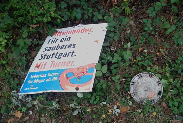 Sebastian Turner: Für ein sauberes Stuttgart