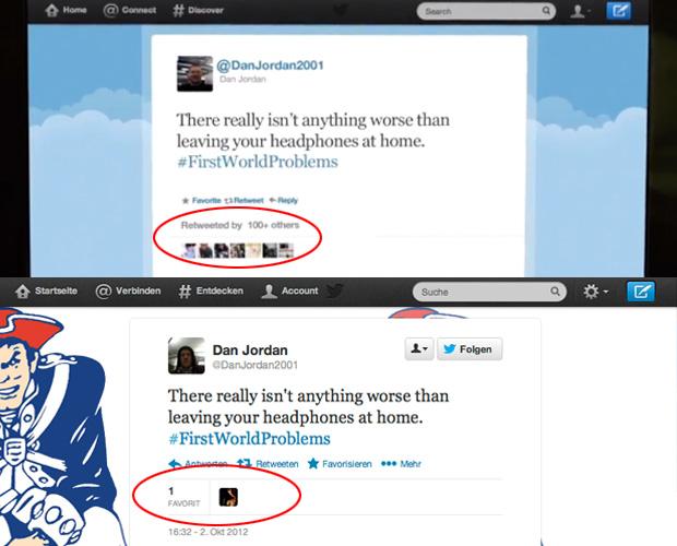 """Tweet von @DanJordan2001 zur """"Hashtag Killer"""" Kampagne"""