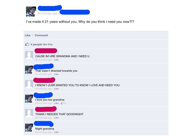 Facebook Oma