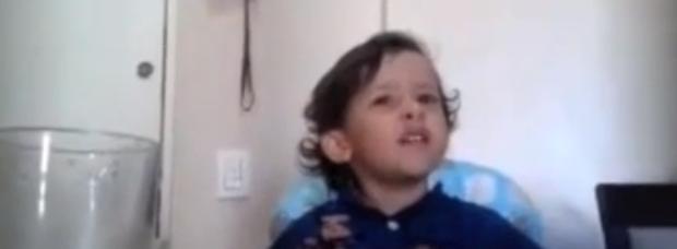 Antonio will keine Tiere essen