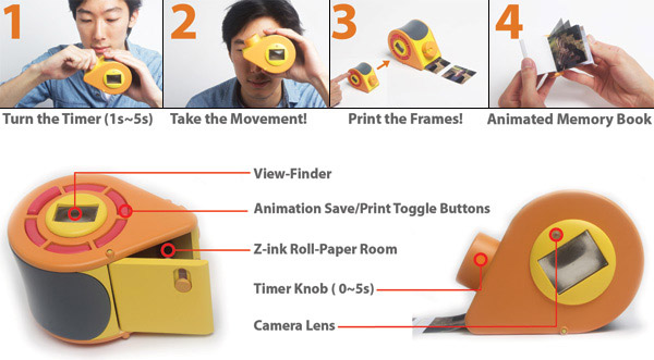 GIFTY-A-Small-Camera-That-Captures-and-Prints-Animated-GIFs-as-Tiny-Flip-1