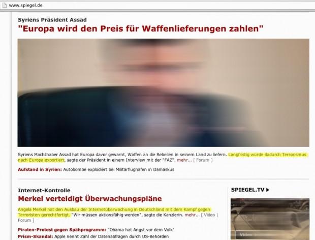 Merkel Terrorismus