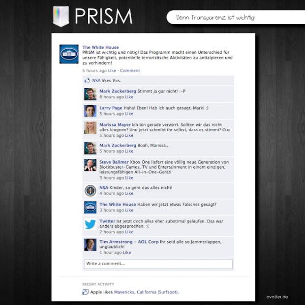 prism facebook zuckerberg larry page nsa