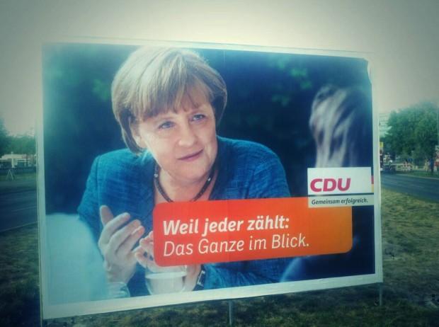 Merkel Aussage zur NSA Überwachung