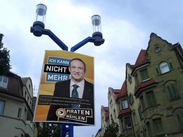 piratenpartei adbusting prokrastination bundestagswahl 2013 wahlkampf
