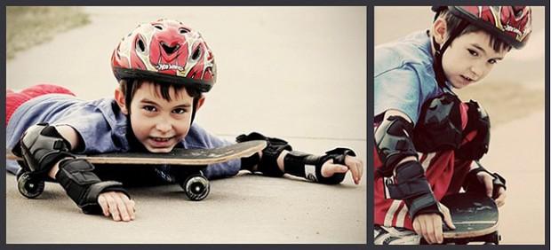 Skateboard für die Kinder gesucht