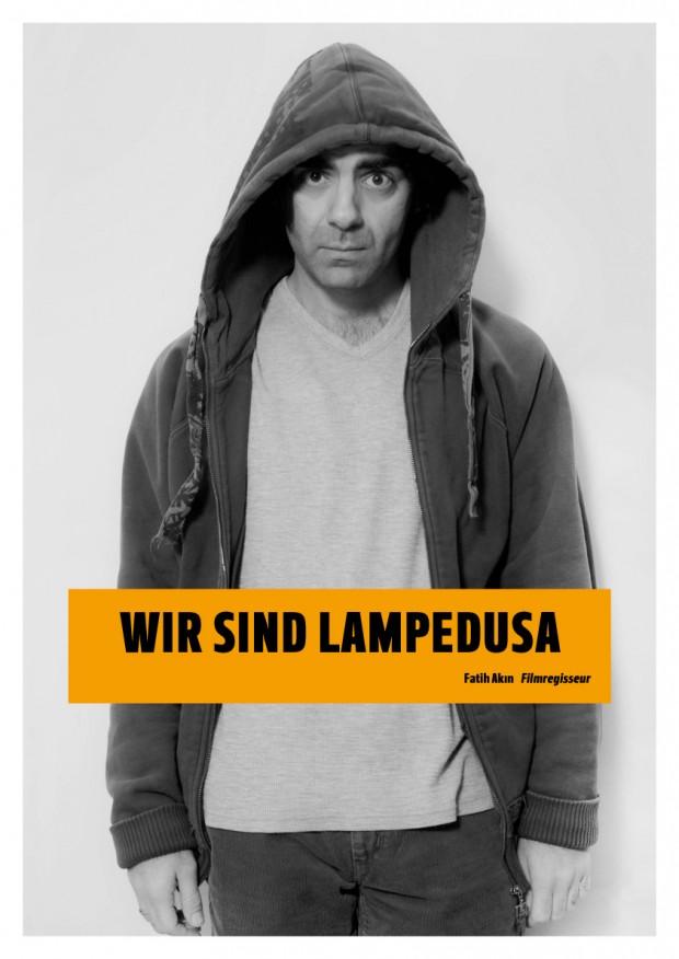 Wir sind Lampedusa - Fatih Akin