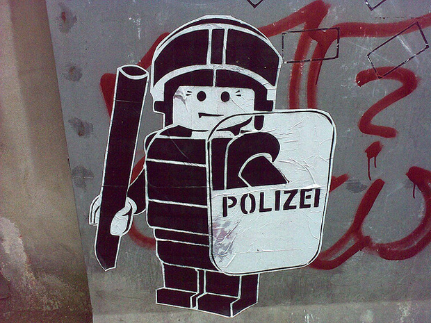 Bild der Polizei in der Bevölkerung verbessern