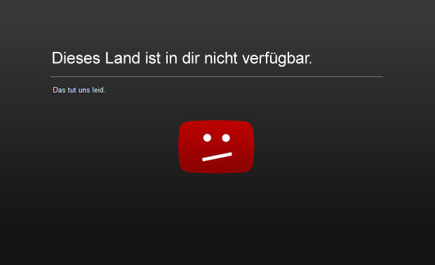 youtube sperrtafel rechtsradikale