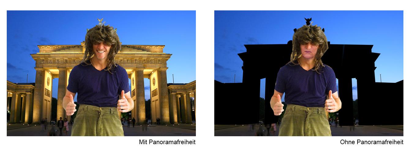 Berlin Brandenburger Tor - Foto Thomas Wolf / CC BY-SA 3.0