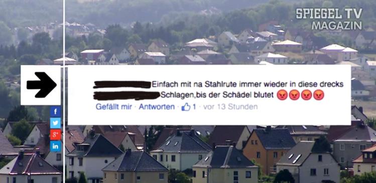 rechte hetze auf facebook_vermeintliche anonymität