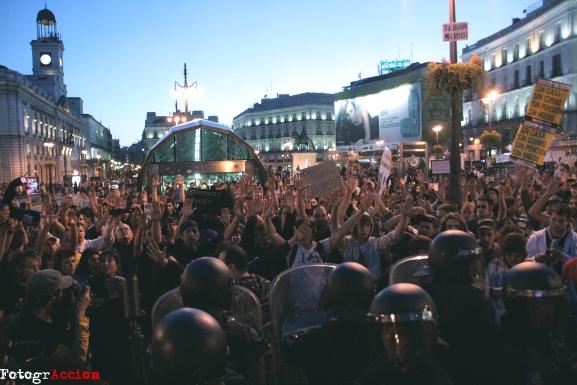 spanien proteste 2011