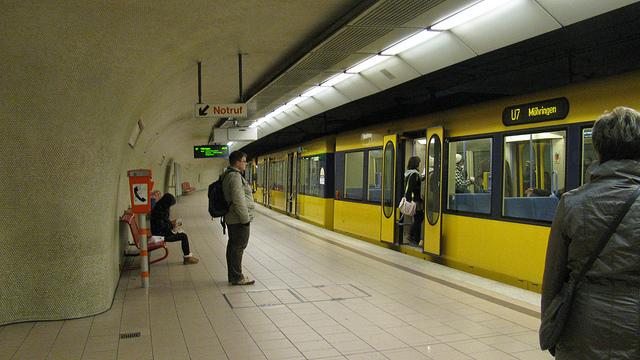 U-Bahn Stuttgart