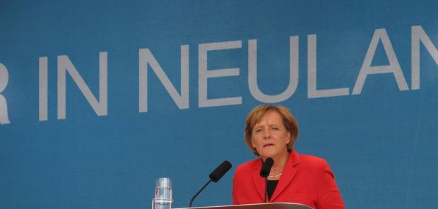 Merkel Internet Neuland