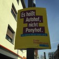 FDP Wahlplakat Landtagswahl Baden-Württemberg 2016